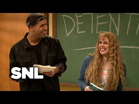 Poetry Class with Drake - SNL