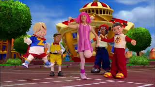 Welcome To LazyTown And It S Sped Up A Little