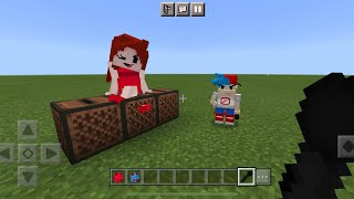 Friday Night Funkin MOD in Minecraft PE
