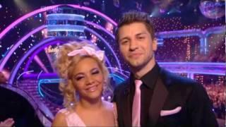 Pasha Kovalev & Chelsee Healey - Waltz (Training, Dance & Scores)