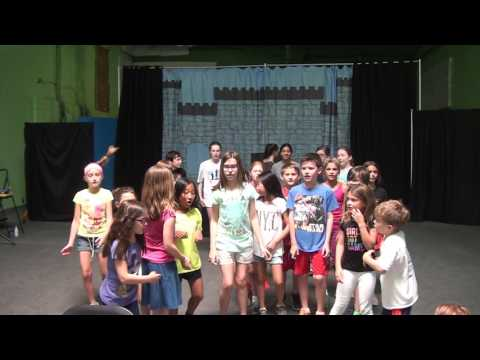 Dalmatian Conga  Choreo  for Rehearsing