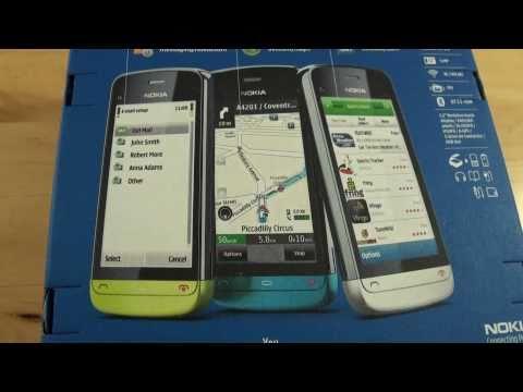 Nokia C5-03 Test Erster Eindruck