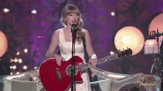 RED - Taylor Swift live [VH1 Storytellers 2012]