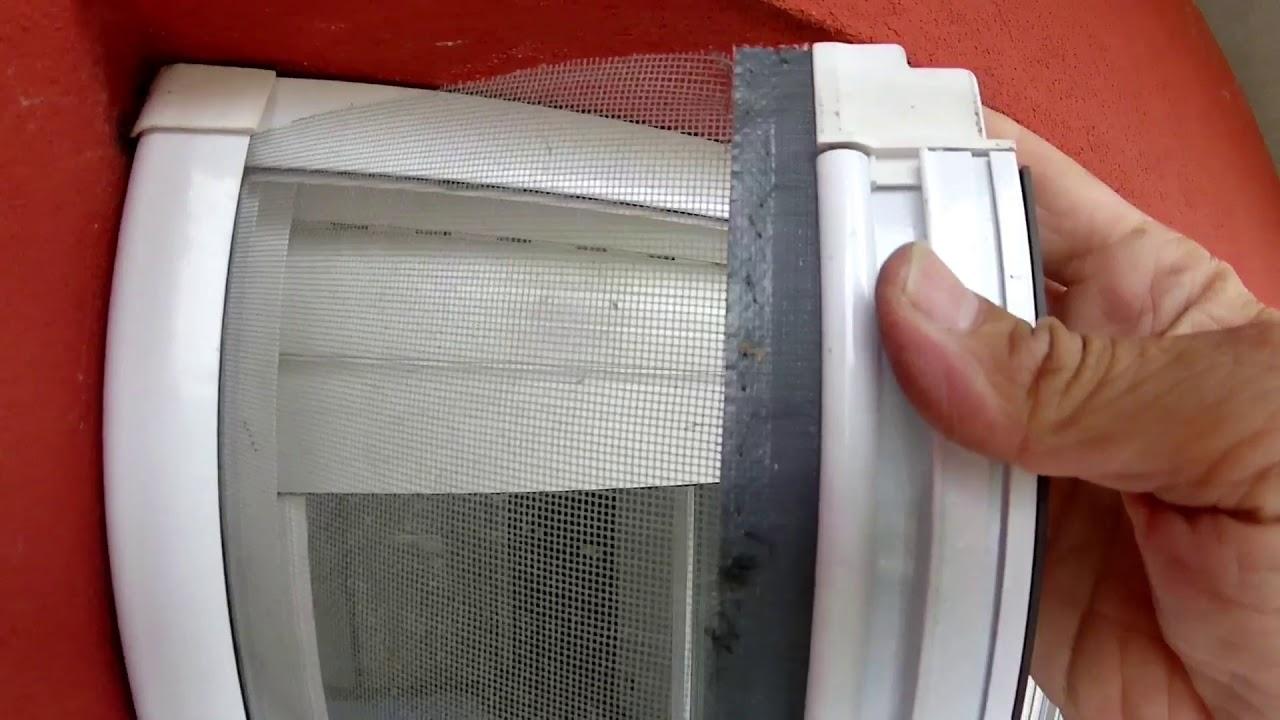 Come riparare una zanzariera - Instapro