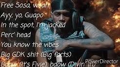 Fivio Foreign -Big Drip- (lyrics)