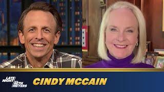 Cindy McCain Reveals Why She Supports Joe Biden