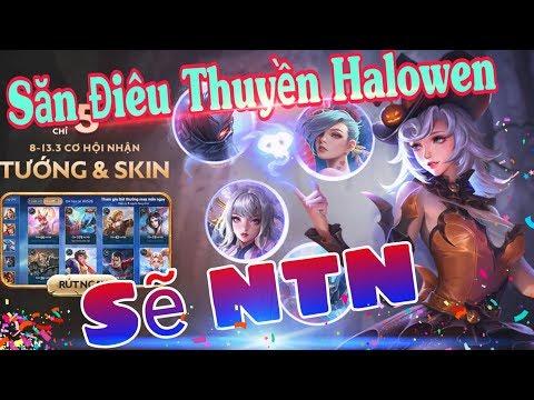 Có Nên săn Điêu Thuyền Bí Ngô Halloween với Rút Thưởng May Mắn sẽ NTN | Xuyên Cùi Mía