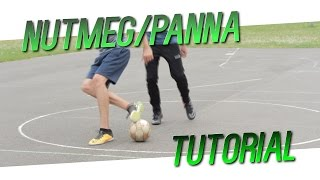 Learn 5 Nutmeg/Panna Skills Part 5 - Tutorial by RabonaFreestyle