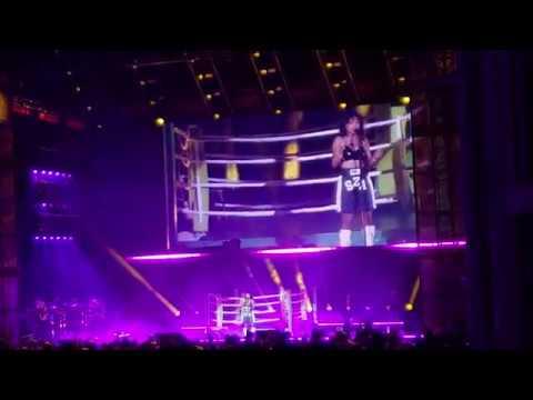 Go Gina (Live In Houston, TX) TDE The Championship Tour - SZA