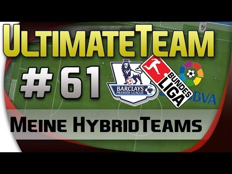 FIFA 14 Ultimate Team #61 | Hybrid hybrid hybrid - Meine Tea