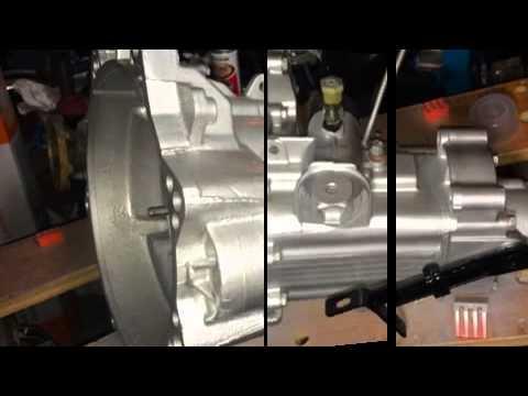 VW Rabbit Diesel 1.6 Complete rebuild video start to finish