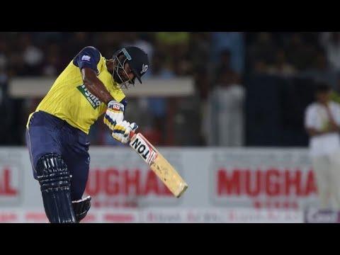 Cricket: World XI beat Pakistan to level series 1-1