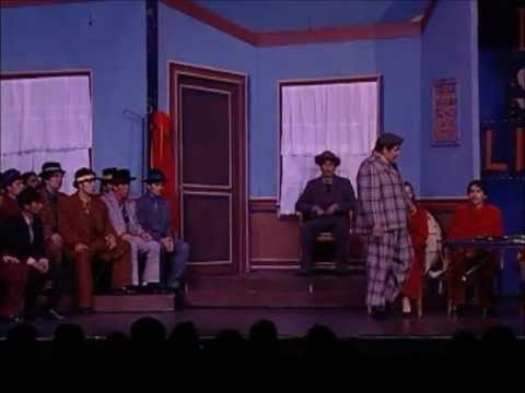 Santa Ana Valley High School Guys and Dolls Musical