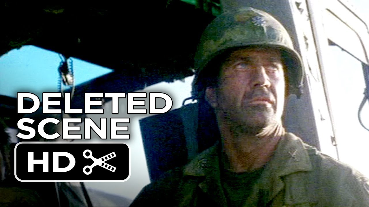 Download We Were Soldiers Deleted Scene - Back From Battle (2002) - Mel Gibson War Movie HD
