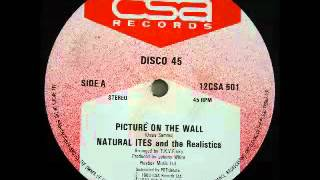 NATURAL ITES & THE REALISTICS - Picture on the wall (1983 CSA Records)
