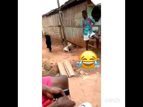 Davido's FIA song used in a funny video