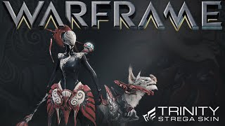 Warframe - Update 18.4 Trinity Delux Skin