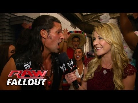 It's Party Time - Raw Fallout - May 5, 2014