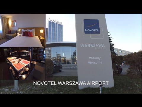 Novotel Warszawa Airport**** HOTEL *review* [Warsaw, Poland]
