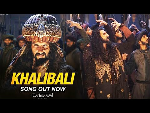 Khali Bali Full Video Song | Padmavat...