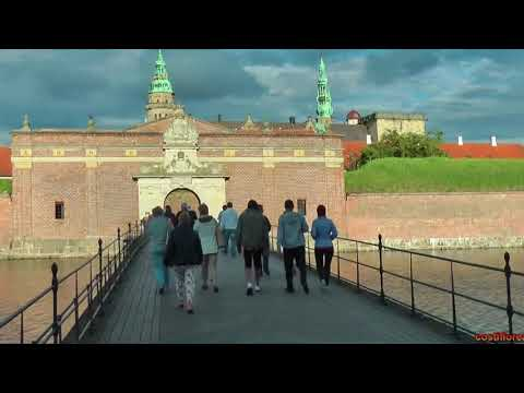 Denmark, Hamlet (Kronborg) Castle  - Trip to Norwegian Fjords - part 44 -Travel,calatorii,vlog