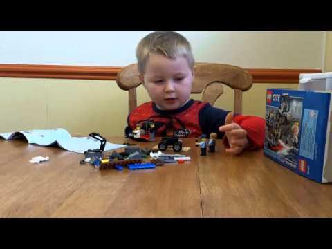 LEGO CITY Prison Island Starter Set