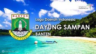Dayung Sampan - Lagu Daerah Banten (Karoke dengan Lirik)
