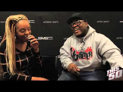 Rah Digga on Meeting Michael Jackson; Acting; Beyonce; Busta Rhymes