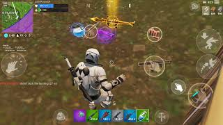 Fortnite Mobile Overtaker 9 Kill Game Play