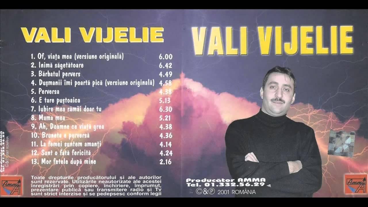 Vali Vijelie - Dusmanii imi poarta pica (versiunea originala)