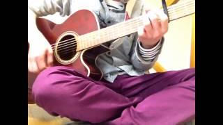monkey magic #SAKURA #弾き語り モンキーマジックのSAKURAを弾き語りしました、 出会いと別れの季節にピッタリな曲です。