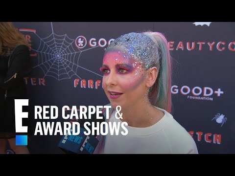 Sarah Michelle Gellar Teases '80s Halloween Costume | E! Live from the Red Carpet