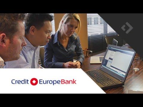 Intragen Case Study - Credit Europe Bank