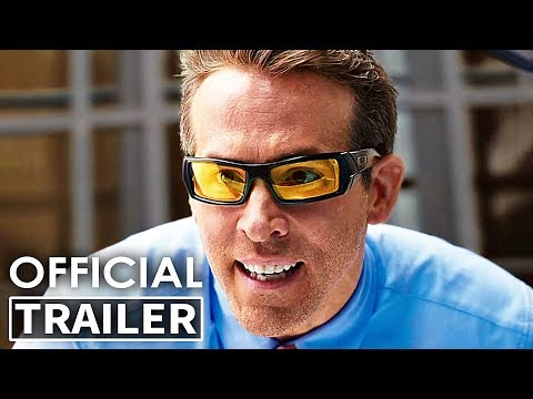 FREE GUY Trailer (2020) Ryan Reynolds, Channing Tatum