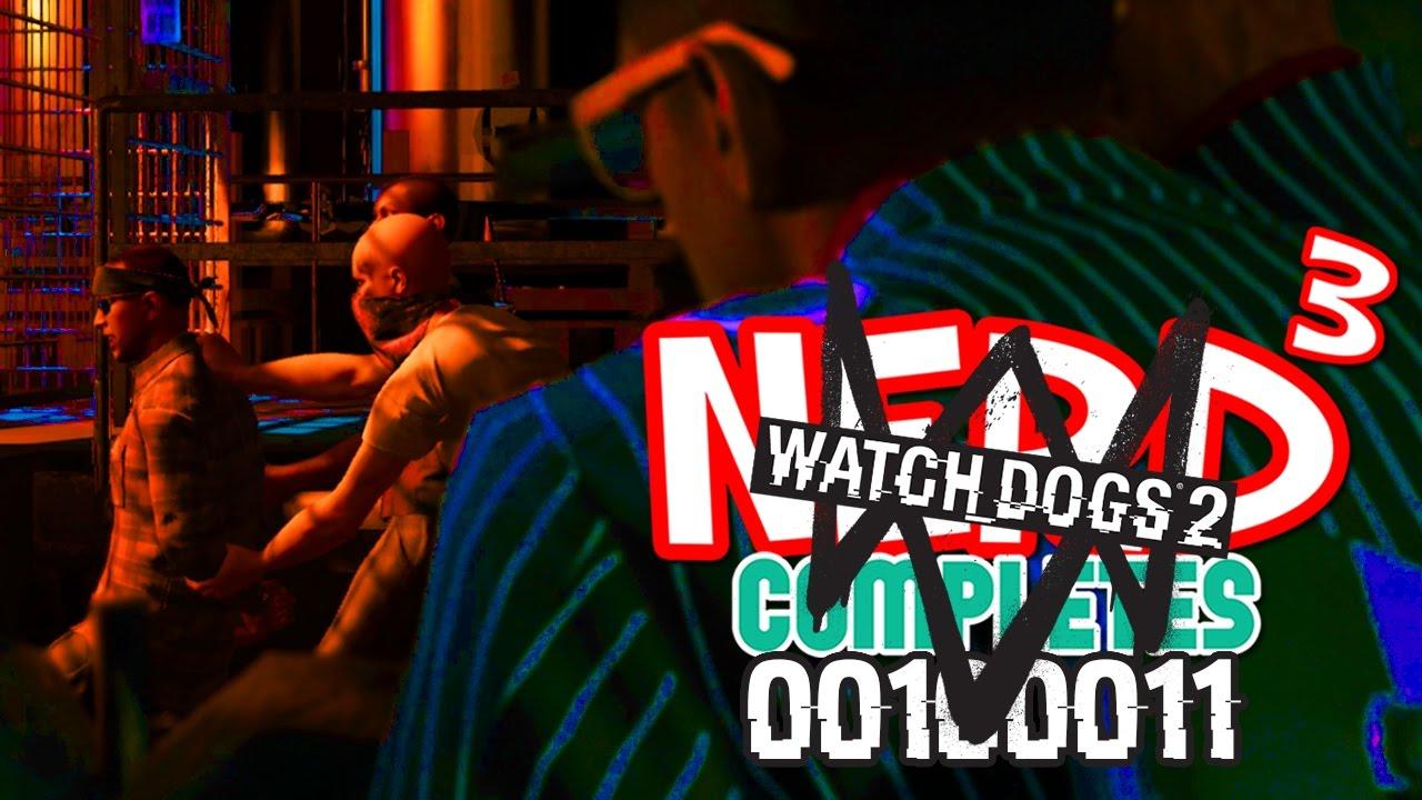 Nerd Plays Watch Dogs