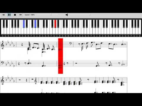 ... Labrinth - Jealous Piano Sheet Music Tutorial - How To Play - YouTube