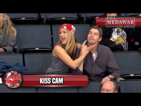 Kiss Cam Compilation – Best of 2018 – Fails, Wins, and Bloopers