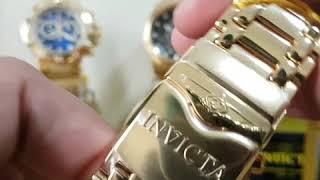 c08c8e9d099 Relógio Invicta Reserve Bolt Zeus Magnum 25209 52mm Cronógrafo Suíço  Original ...
