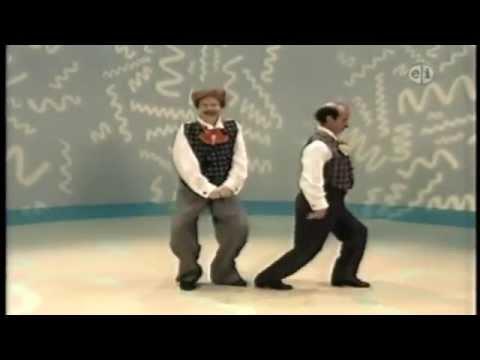 Mr. Noodle Dance