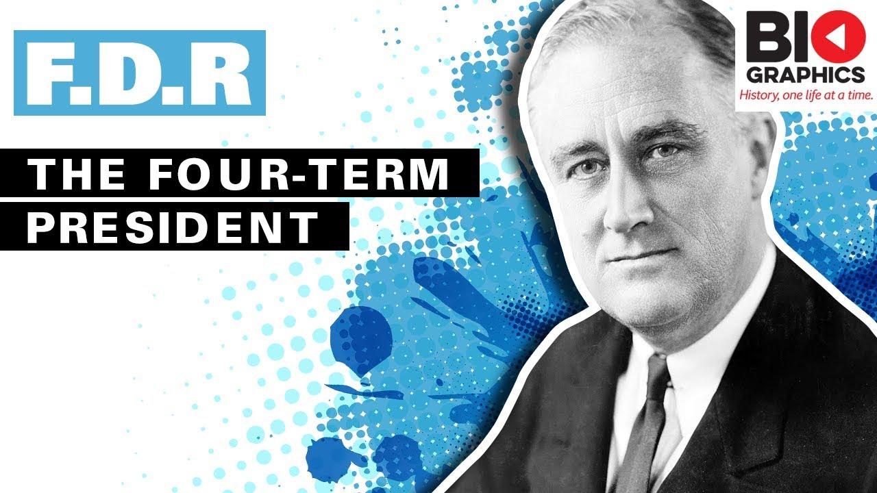 Franklin D. Roosevelt - The New Deal President Documentary