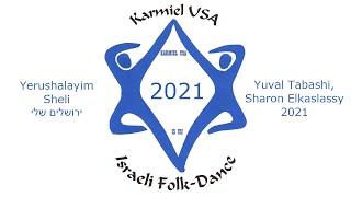Karmiel USA 2021 - Yerushalayim Sheli