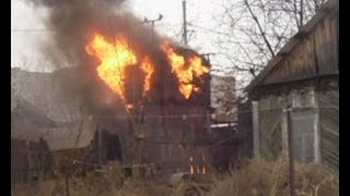 Сгорела трансформаторная подстанция(, 2013-11-20T00:18:49.000Z)