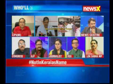 Nation At 9: RSS accuses Kerala government of 'Talibanism' in the name of communism