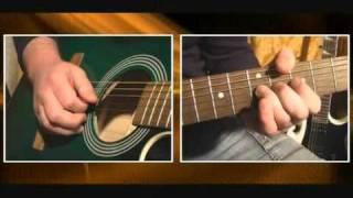 Уроки игры на гитаре для начинающих (Часть 6)