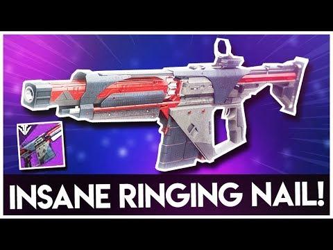 the ringing nail destiny 2