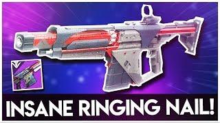 The ringing nail auto rifle - Destiny 2 gameplay