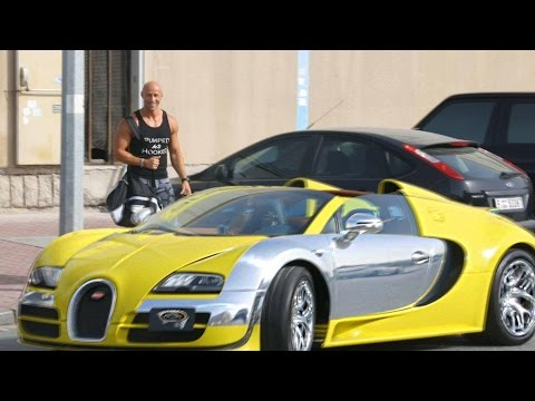 Thumbnail: Picking Up Uber Riders In A Bugatti!