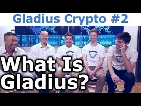 Gladius Crypto #1 - What Is The Decentralized Computing Bucket? - By Tai Zen & David Fong