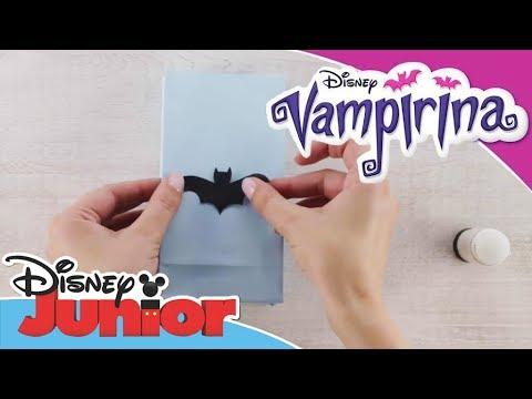 vampirina-tutorial:-halloween-nasch-tüten-selber-basteln-|-disney-junior