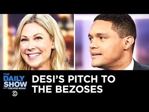 Jeff Bezos's Mind-Blowing Divorce Settlement | The Daily Show